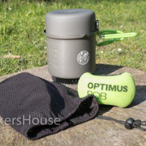 Optimus Terra Weekend HE lichtgewicht pan