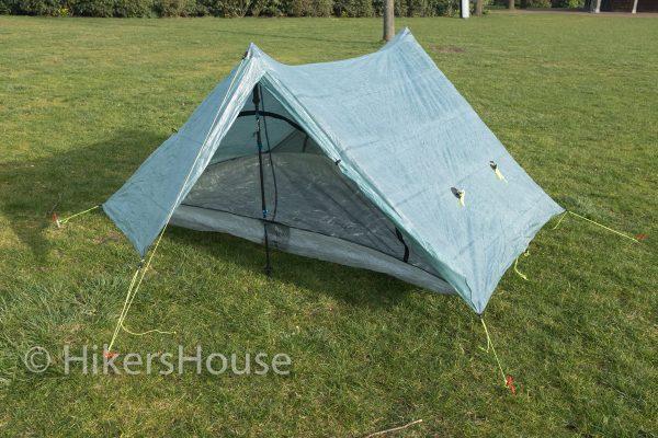 ZPacks Triplex Ultra lichte tent