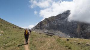 Duurzaam hiken - hiken in de bergen