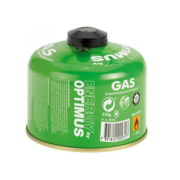 Gasblikje Optimus - 230 grams