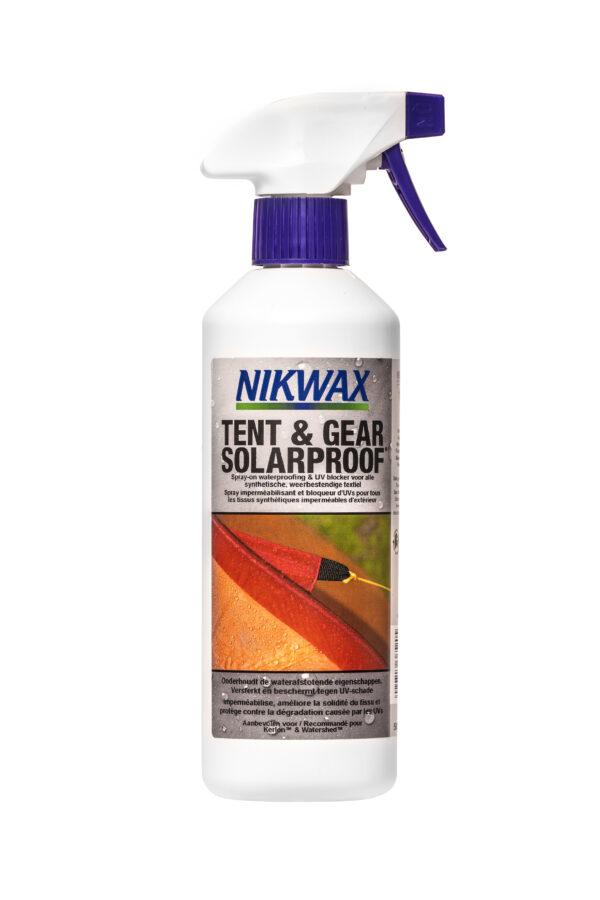 NIKWAX Tent & Gear Solarproof Spray on 500ml